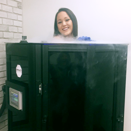 howard, wisconsin cryotherapy