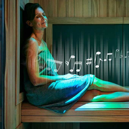 infrared sauna therapy acoustic resonance therapy