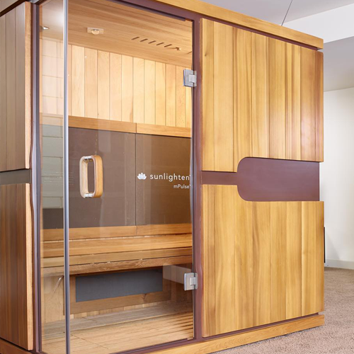 infrared sauna therapy howard