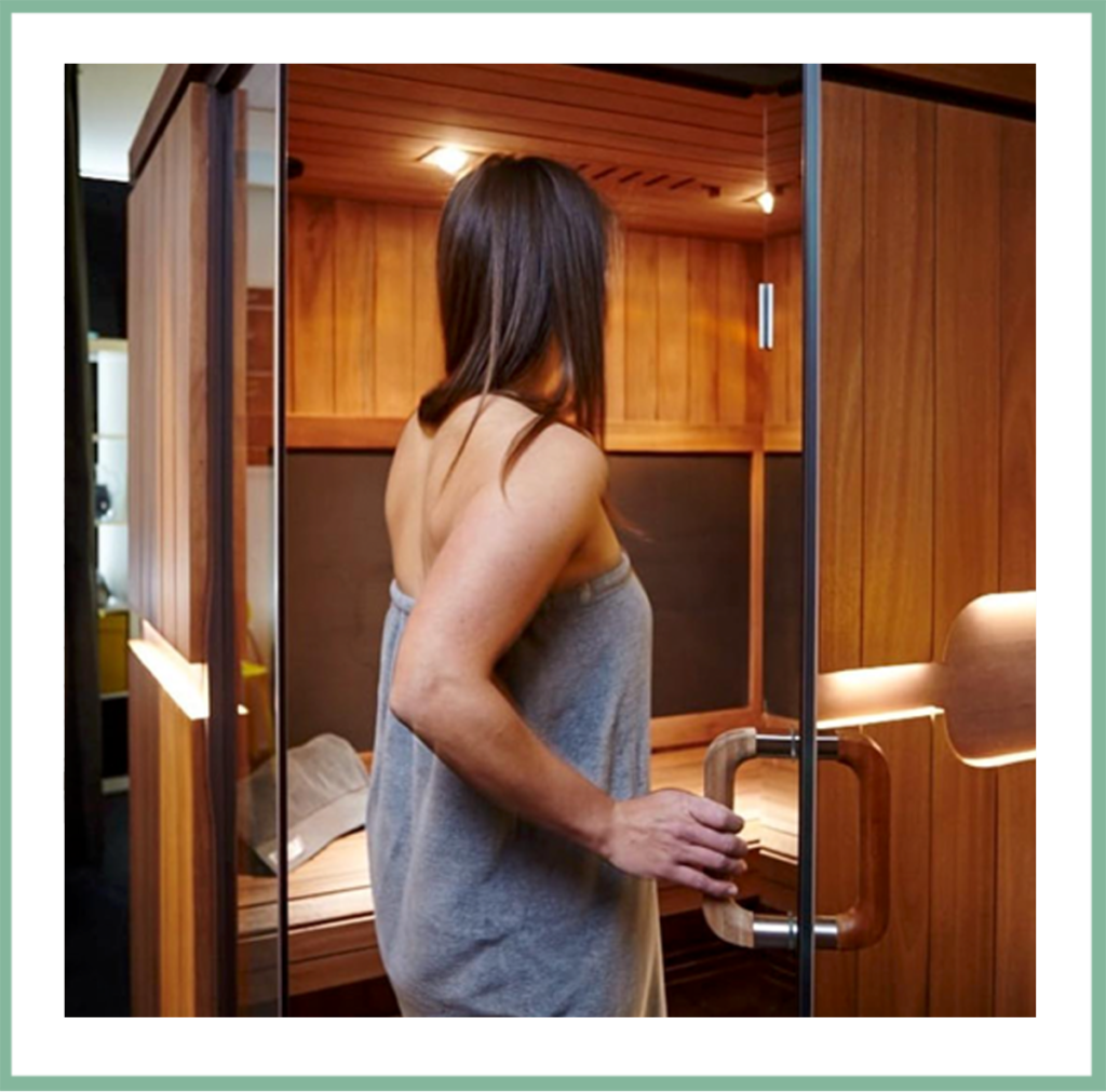 BodyWorks & Laser Clinic infrared sauna green bay