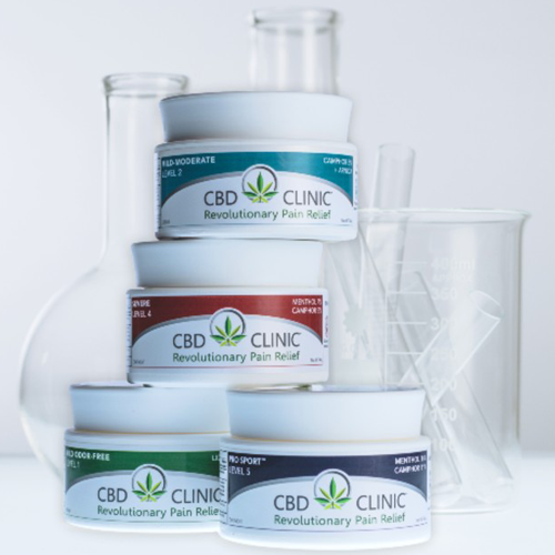 CBD pain relief Howard