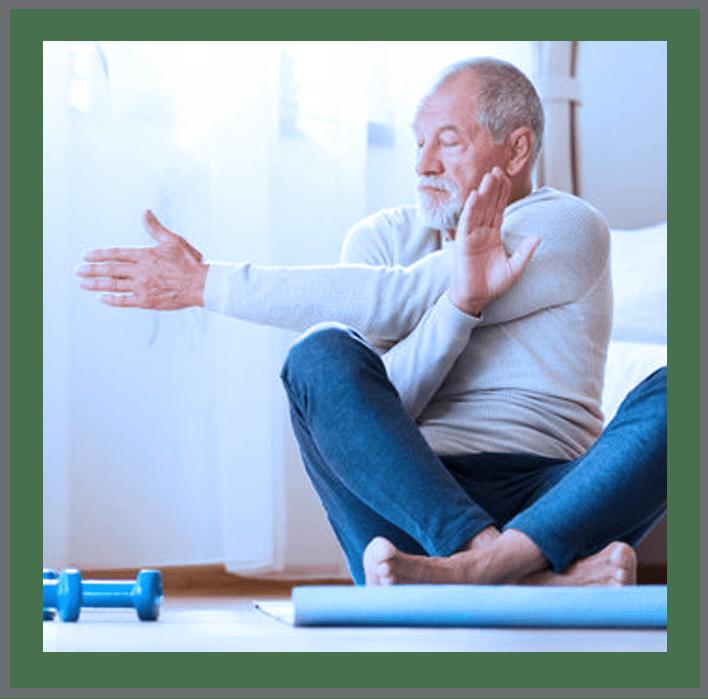 stretch & flexibility instruction
